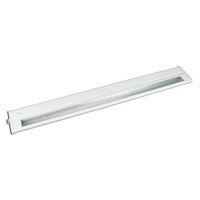22.5 in. - Xenon - Under Cabinet Light Fixture - 60 Watt - White - Priori Xenon - Hard Wired - American Lighting 043X-3-WH
