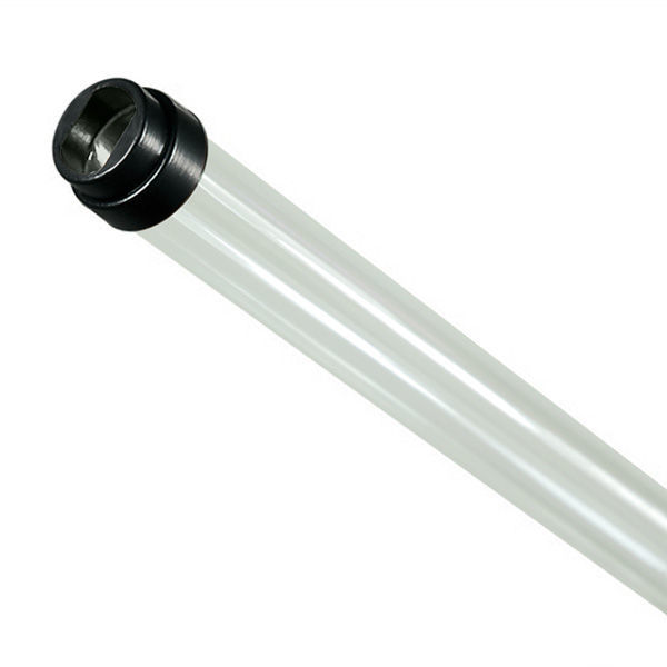 F28T5 - Clear - Fluorescent Tube Guard with End Caps Image