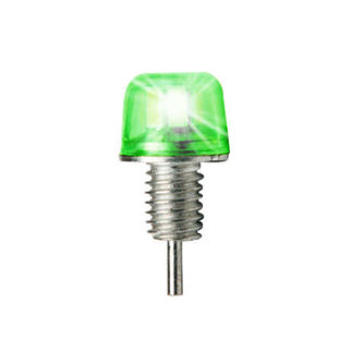 1.5 Watt - Dimmable LED Diode - Green - 50 Lumens - 15 Watt Halogen Equal - PLT DIODEGRN