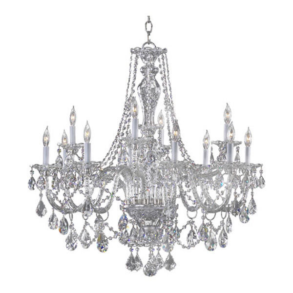 Quorum 665-12-514 - Luxurious Chandelier Image