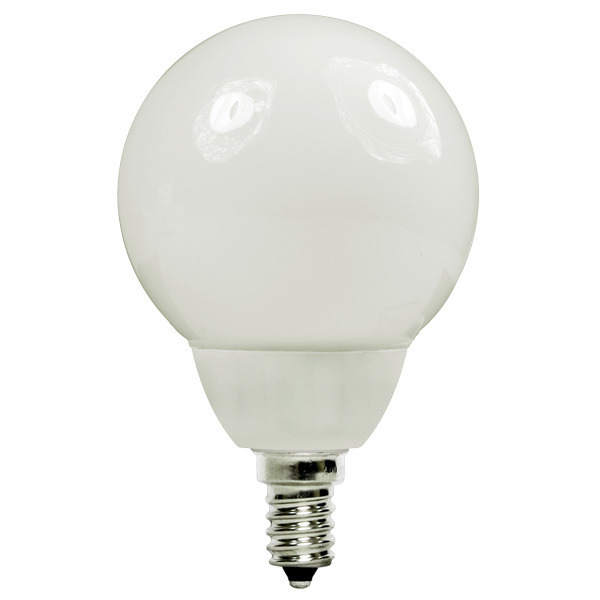 G16 CFL - 7 Watt - 30W Equal - 2700K Warm White Image