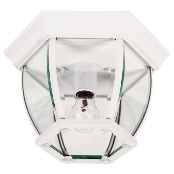 Kenroy Home 16277WH - Outdoor Flush Mount Image