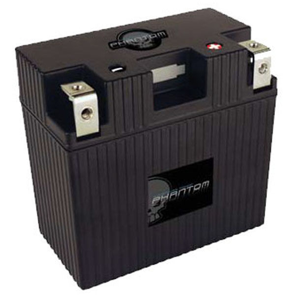 UPG 48065 - APP21L6-BS12 - Motorcycle Battery Image