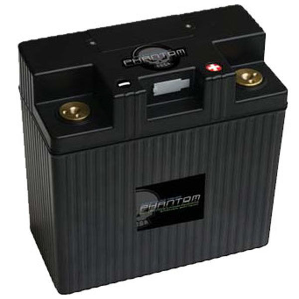 UPG 48069 - APP27L3-BS12 - Motorcycle Battery Image