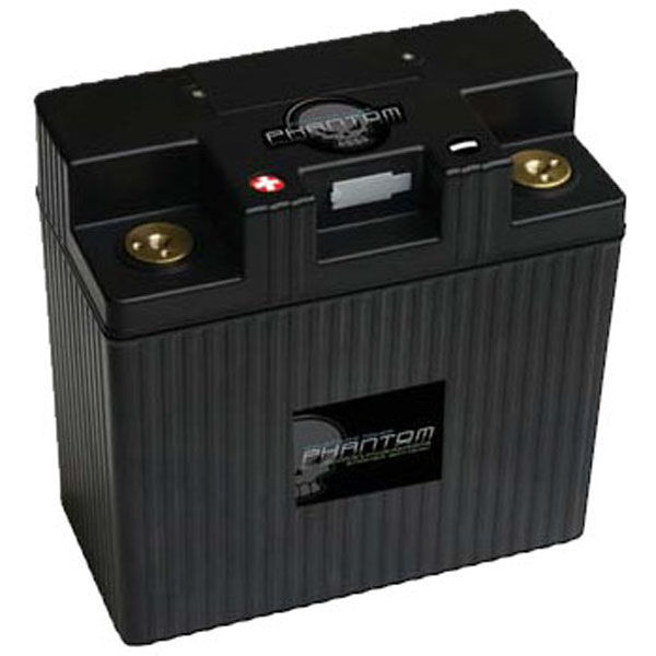 UPG 48070 - APP36A3-BS12 - Motorcycle Battery Image