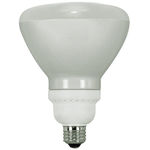 BR40 CFL - 23 Watt - 85W Equal - 5000K Full Spectrum Image