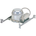 6 in. - 75 Watt Max. - Shallow New Construction Line Voltage Housing Image