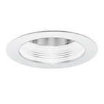 4 in. - Baffle with Cone Reflector and Ring Image