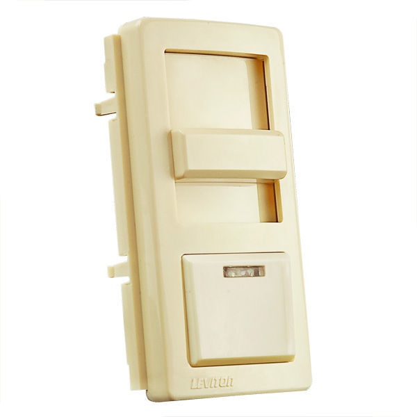 Leviton IllumaTech IPKIT-A - Almond - Color Change Kit Image