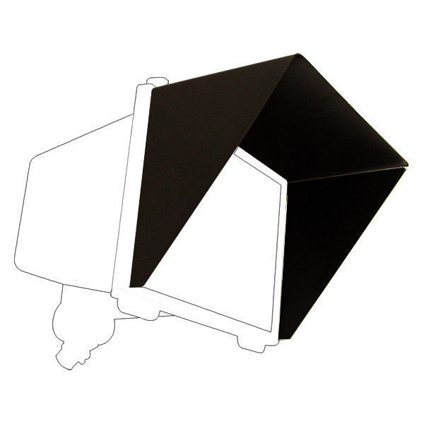 Aluminum Glare Shield for 7 in. Flood Fixtures Image