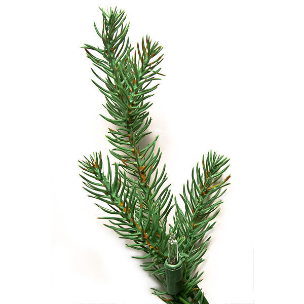 artificial christmas tree image - Blue Spruce Artificial Christmas Tree