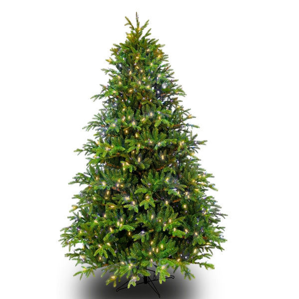 7.5 ft. x 50 in. Artificial Christmas Tree Image