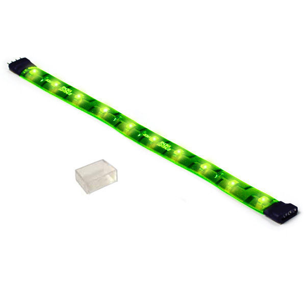 12 in. - Green - LED - Tape Light - Dimmable - 12 Volt Image