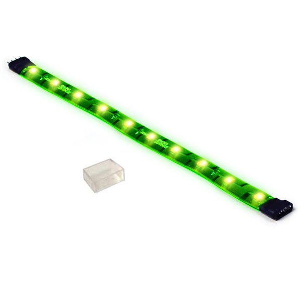 12 in. - Green - LED Tape Light - Dimmable - 12 Volt Image