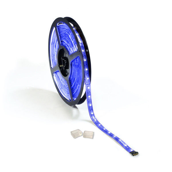 16 ft. - Blue - LED - Tape Light - Dimmable - 12 Volt Image