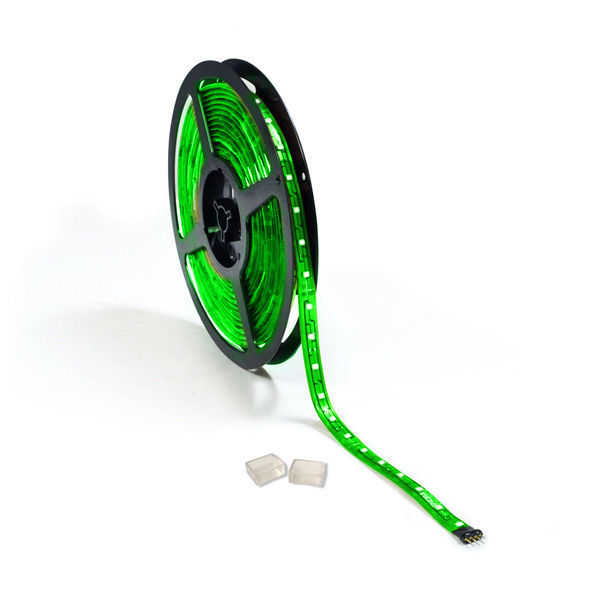 16 ft. - Green - LED - Tape Light - Dimmable - 12 Volt Image