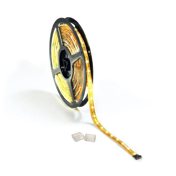 10 ft. - Yellow - LED - High Output - Tape Light - Dimmable - 12 Volt Image
