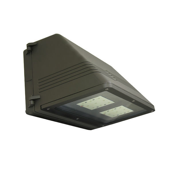 Led Lamps For Wall Packs : 30 Watt - LED Wall Pack - 5000K - MaxLite 70880