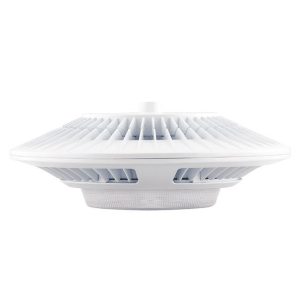 LED Garage Pendant Light - 2412 Lumens - 52 Watt - 175W Equal Image