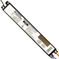 Howard EP4/32IS/MV/MC/HE - (4) Lamp - F32T8 - 120/277 Volt - Instant Start - 0.88 Ballast Factor