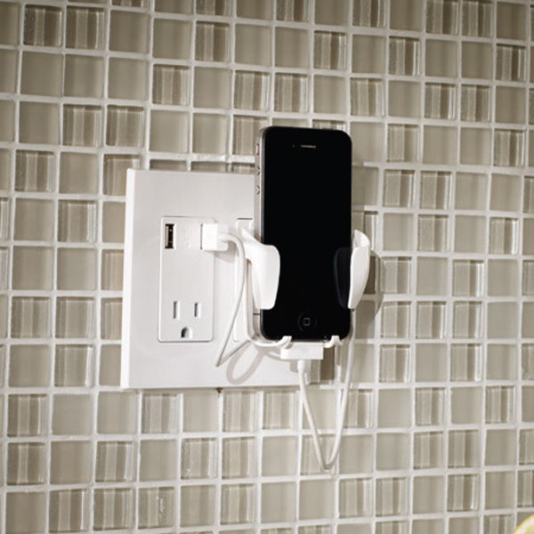 Leviton 47112-00W - Mobile Device Station Image