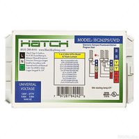 Hatch HC242/PS/UV/K CFL Ballast - Smart Kit - (2) Lamp - 42 Watt CFL - 120/277 Volt - Programmed Start