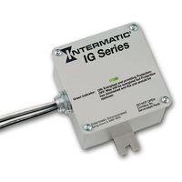 Intermatic IG1200-RC3 - AC Surge Protector - Single (Split) Phase - Type 1 or 2 SPD - Hardwired - 50kA Max. Capacity - 120/240 Volt - NEMA 3R Indoor/Outdoor Enclosure
