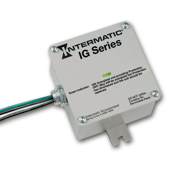 Intermatic IG1240-RC3 - AC Surge Protector Image