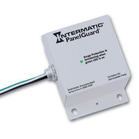 Intermatic IG3240-RC3 - Panel Surge Protector - Single (Split) Phase - Type 1 or 2 SPD - Hardwired - 50kA Max. Capacity - 120/240 Volt - NEMA 3R Indoor/Outdoor Enclosure