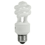 Spiral CFL - 9 Watt - 40W Equal - 5100K Full Spectrum Image