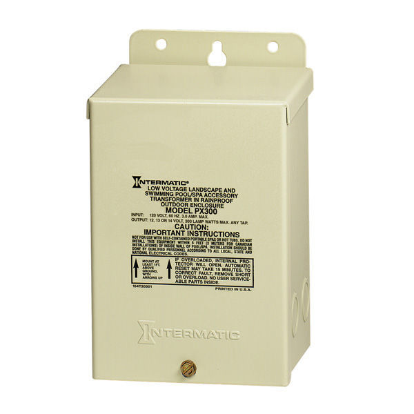 12V, 13V or 14V Low Voltage Safety Transformer Image