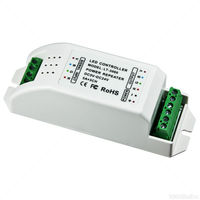 Signal Repeater for 12 or 24 Volt LED Tape Light - 5 Amp Channel - 360 Watt Max. - FlexTec LT-3060