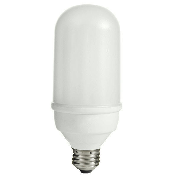 Bullet Shape CFL - 15 Watt - 60W Equal - 2700K Warm White Image