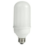 Bullet Shape CFL - 15 Watt - 60W Equal - 5000K Full Spectrum Image