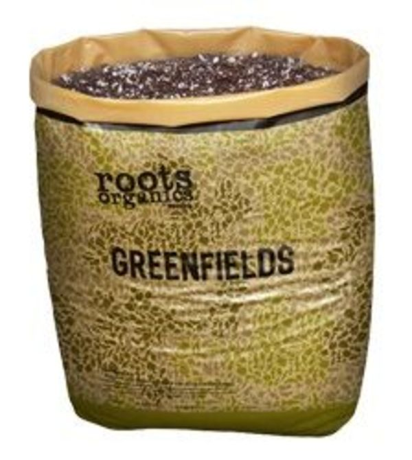 Roots organics green fields organic potting soil for Organic soil for sale