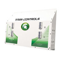 Titan Controls 702828 - Helios 13 - Grow Light Controller with Analog Timer - 16 Outlets for HID Ballasts - 16,000 Max. Wattage - 240V - 80A