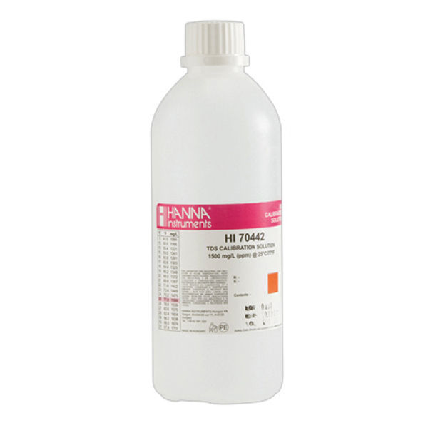 Hanna Instruments 1500 ppm - 16 oz. Image