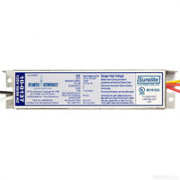 Surelite Electronic Ballast for Germicidal Lamps - 120 Volt - Atlantic Ultraviolet 10-0137