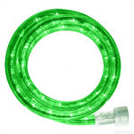 12 ft. - LED Rope Light - Green Image