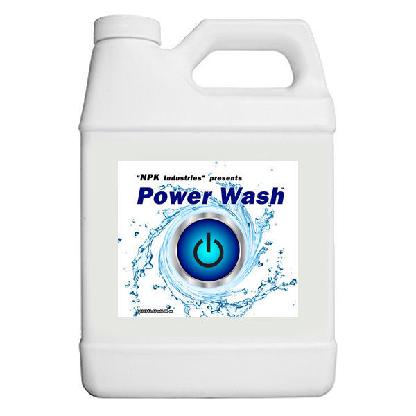 Power Wash - 1 qt. Image