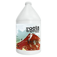 1 gal. - Ancient Amber - Yield Enhancer - Hydroponic Nutrient Solution - (0.1-0-0) NPK Ratio - Roots Organics  715070