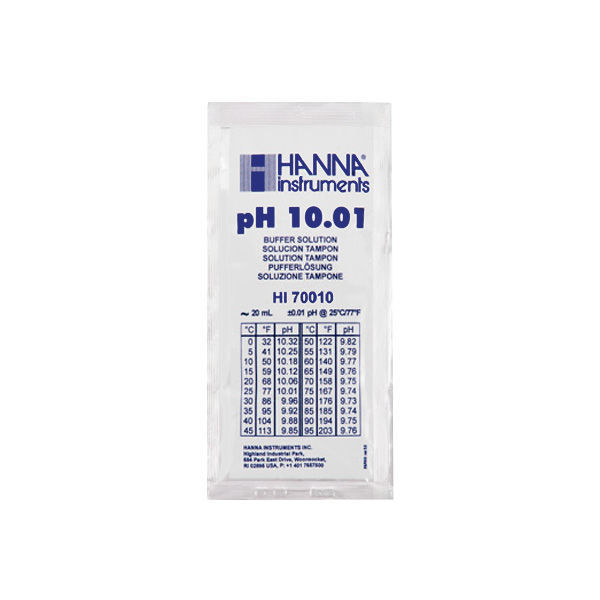 Hanna Instruments pH 10.01 - 20 ml Image