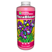 1 qt. - FloraBloom - Bloom Fertilizer - Hydroponic Nutrient Solution - General Hydroponics 718010