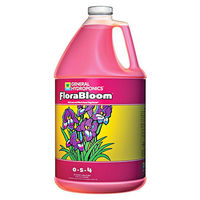 1 gal. - FloraBloom - Bloom Fertilizer - Hydroponic Nutrient Solution - General Hydroponics 718015