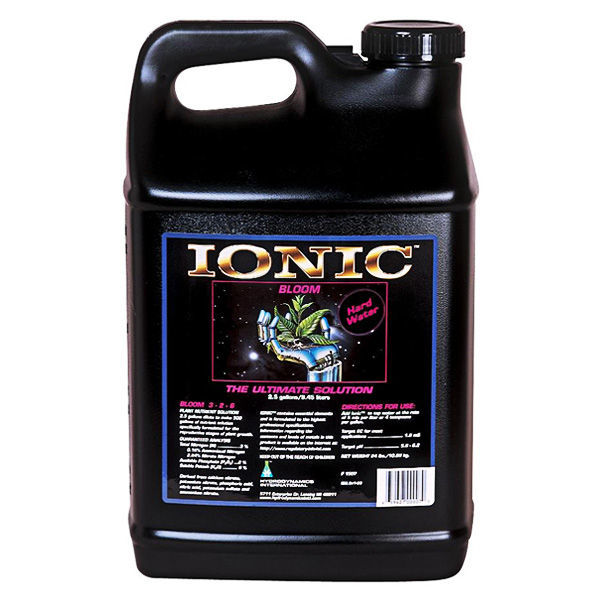 Ionic Bloom Hard Water - 2.5 gal. Image