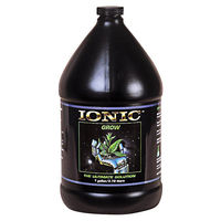 1 gal. - Ionic Grow - Vegetative Stimulator - Hydroponic Nutrient Solution - (3-1-5) NPK Ratio - Hydrodynamics 718230