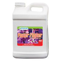 2.5 gal. - Power Flower - Bloom Stimulator - Hydroponic Nutrient Solution - (2-2-5) NPK Ratio - Botanicare BCPF2.5