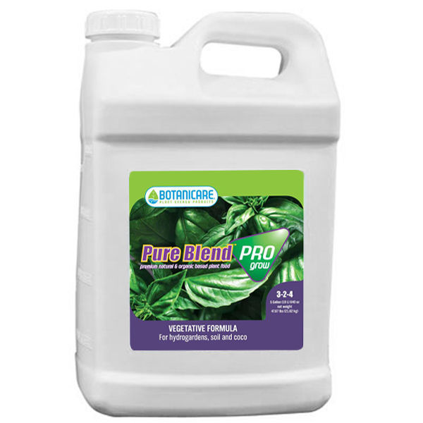 Pure Blend Pro Grow - 2.5 gal. Image
