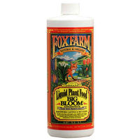 1 qt. - Big Bloom - Yield Enhancer - Hydroponic Nutrient Solution - FoxFarm 718520
