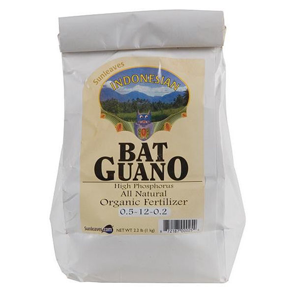 Indonesian Bat Guano - 2.2 lb. Image